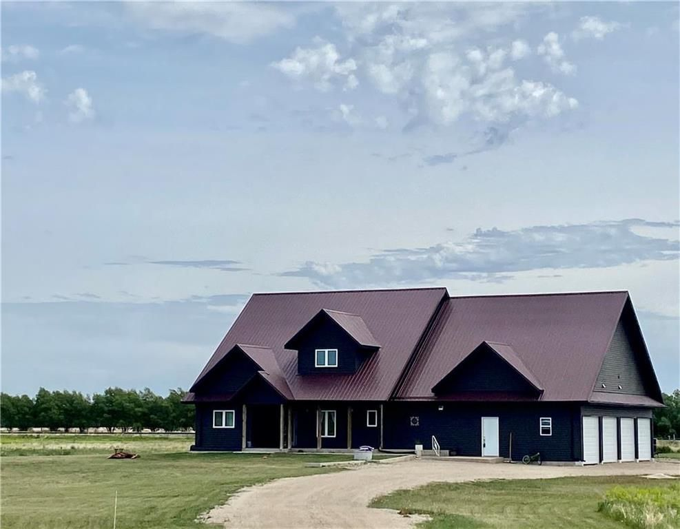 Main Photo: 53095 Sandhill Road in Brandon: BSW Residential for sale : MLS®# 202103125