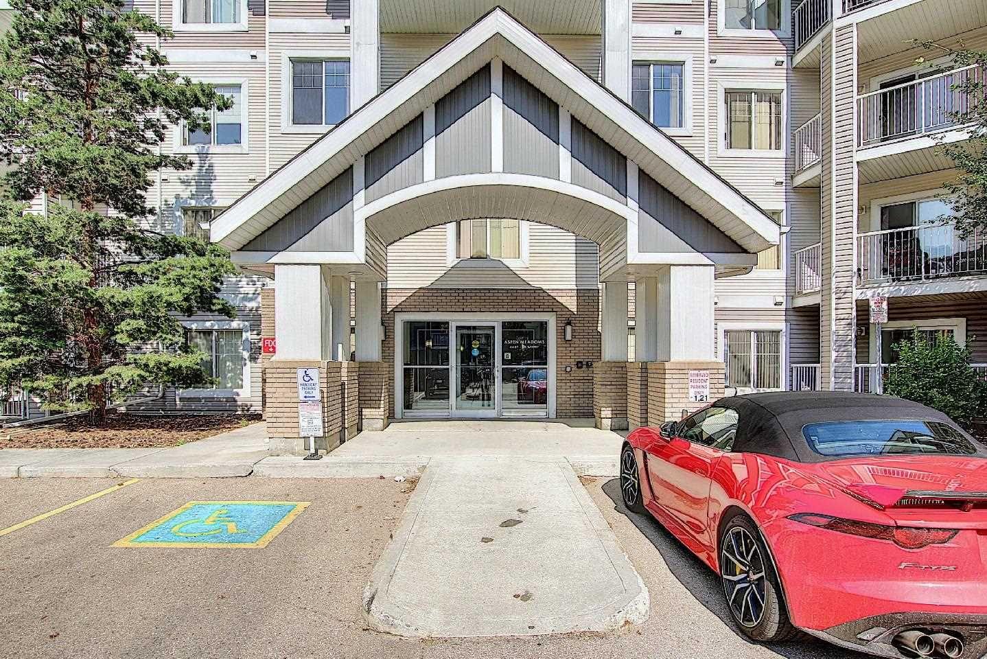 Main Photo: 201 4407 23 Street in Edmonton: Zone 30 Condo for sale : MLS®# E4254389