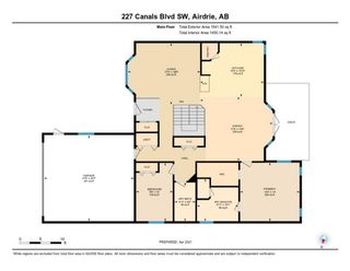 Photo 33: 227 Canals Boulevard SW: Airdrie Detached for sale : MLS®# A1091783