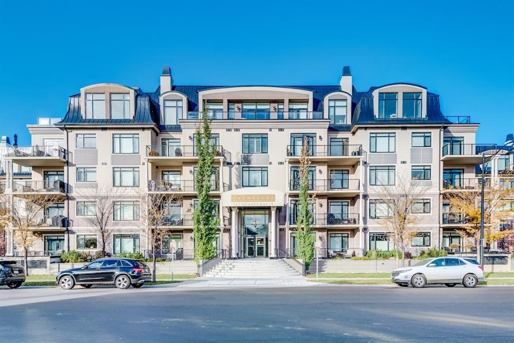 Main Photo: 305 201 Quarry Way SE in Calgary: Douglasdale/Glen Apartment for sale : MLS®# A1152111