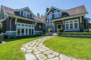 Photo 1: 7225 BLENHEIM Street in Vancouver: Southlands House for sale (Vancouver West)  : MLS®# R2482803