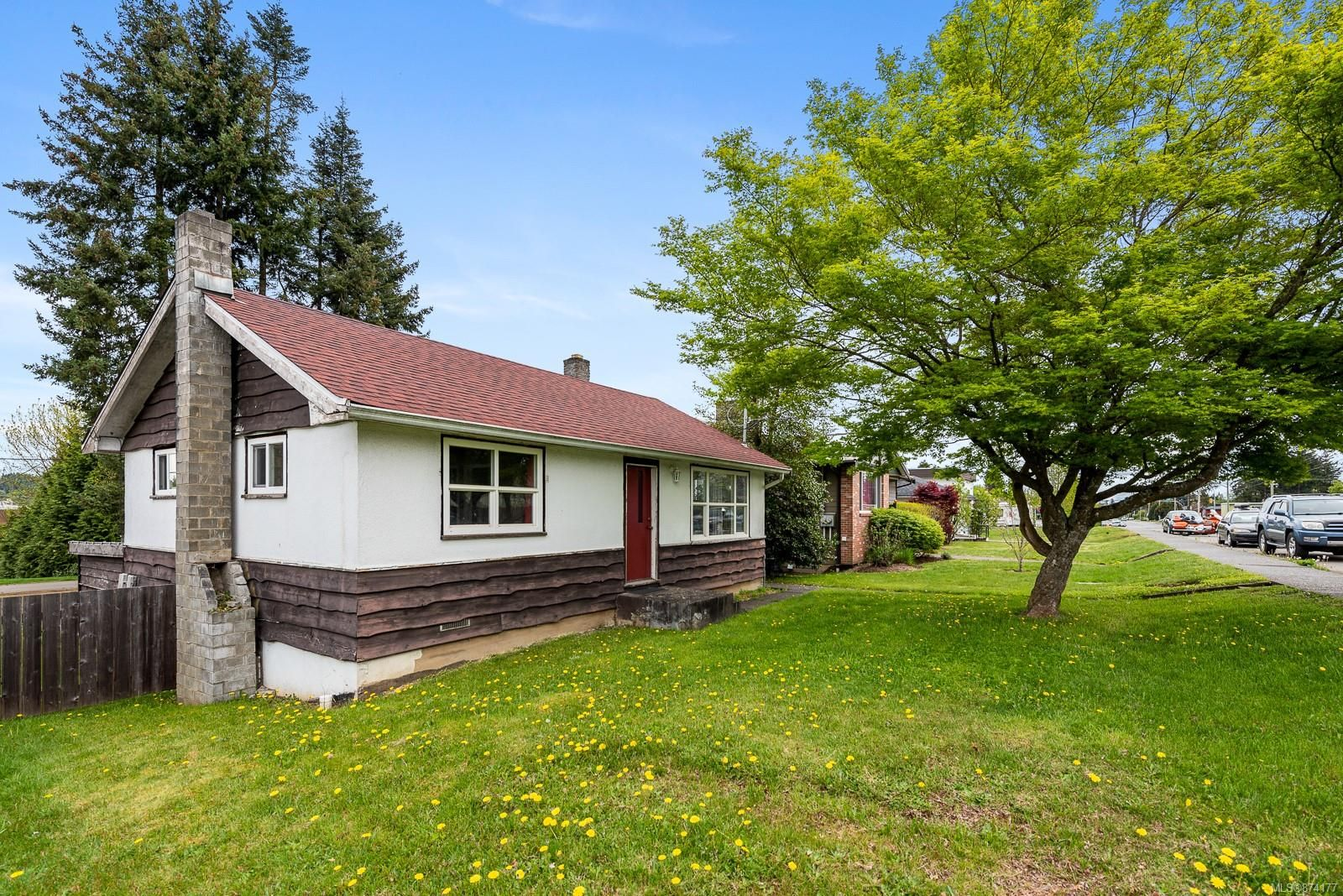 Main Photo: 1540 Fitzgerald Ave in : CV Courtenay City House for sale (Comox Valley)  : MLS®# 874177