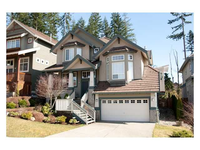Main Photo: 26 CLIFFWOOD Drive in Port Moody: Heritage Woods PM House for sale : MLS®# V878258