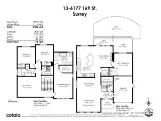 """Photo 39: 13 6177 169 Street in Surrey: Cloverdale BC Townhouse for sale in """"Northview Walk"""" (Cloverdale)  : MLS®# R2559124"""