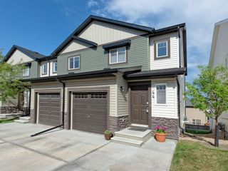 Photo 1: 44 Pantego Lane NW in Calgary: Panorama Hills Row/Townhouse for sale : MLS®# A1098039