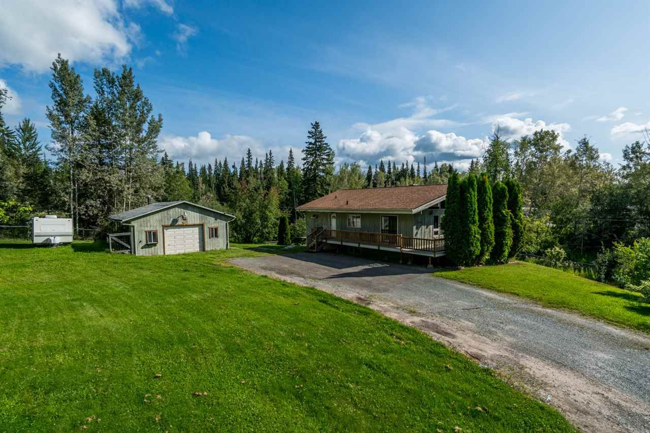 Main Photo: 2300 SINTICH Road in Prince George: Pineview House for sale (PG Rural South (Zone 78))  : MLS®# R2443392