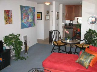 Photo 2: PACIFIC BEACH Condo for sale : 1 bedrooms : 4015 Crown Point Drive #203 in San Diego