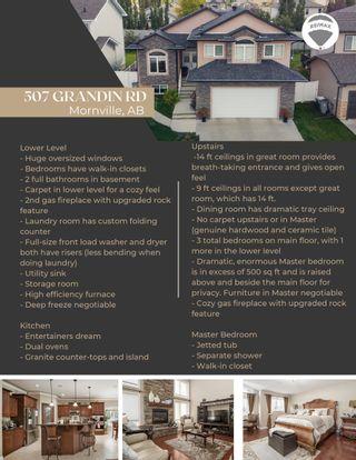 Photo 2: 507 Grandin Drive: Morinville House for sale : MLS®# E4262837