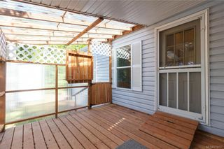 Photo 18: 6 7583 Central Saanich Rd in Central Saanich: CS Hawthorne Manufactured Home for sale : MLS®# 770137