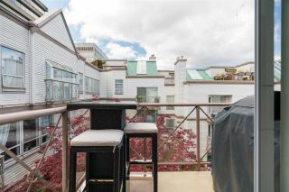 """Photo 13: 310 910 W 8TH Avenue in Vancouver: Fairview VW Condo for sale in """"The Rhapsody"""" (Vancouver West)  : MLS®# R2580243"""