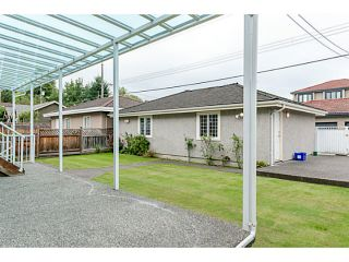Photo 20: 2150 W 19TH Avenue in Vancouver: Arbutus House for sale (Vancouver West)  : MLS®# V1084125