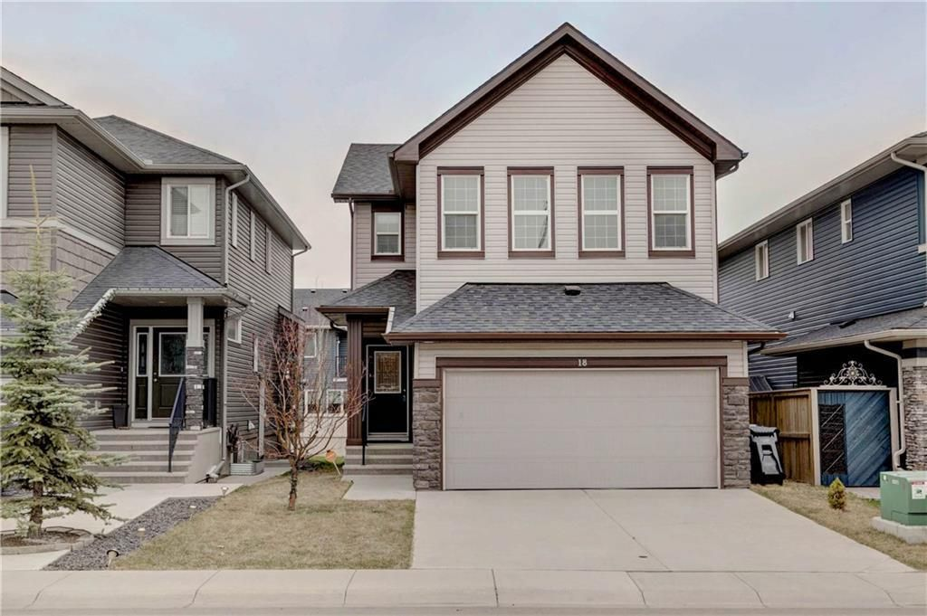 Main Photo: 18 EVANSFIELD Park NW in Calgary: Evanston Detached for sale : MLS®# C4295619