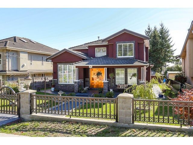Main Photo: 3836 RUMBLE STREET - LISTED BY SUTTON CENTRE REALTY in Burnaby: Suncrest House for sale (Burnaby South)  : MLS®# R2002202