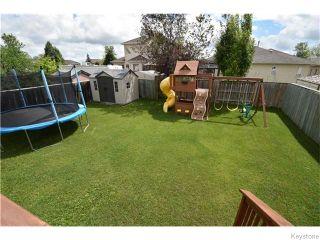 Photo 19: 87 Novara Drive in Winnipeg: West Kildonan / Garden City Residential for sale (North West Winnipeg)  : MLS®# 1618812
