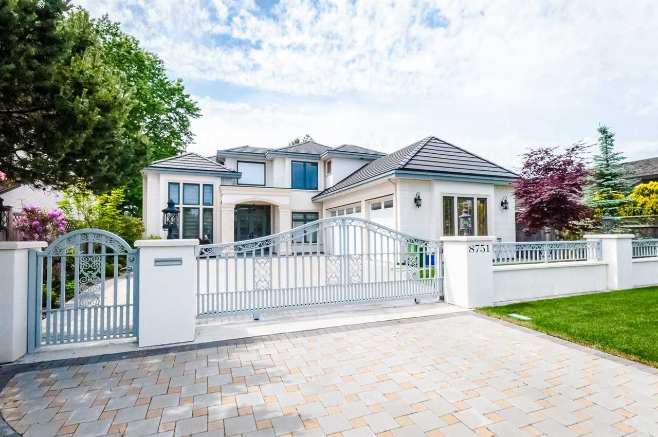 Main Photo: 8751 CARMICHAEL Street in Richmond: Broadmoor House for sale : MLS®# R2510446