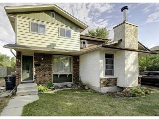Photo 1: 21 Charter Drive in WINNIPEG: Maples / Tyndall Park Residential for sale (North West Winnipeg)  : MLS®# 1219303