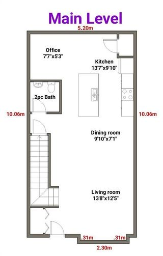 Photo 5: 203 Auburn Meadows Walk SE in Calgary: Auburn Bay Row/Townhouse for sale : MLS®# A1103923