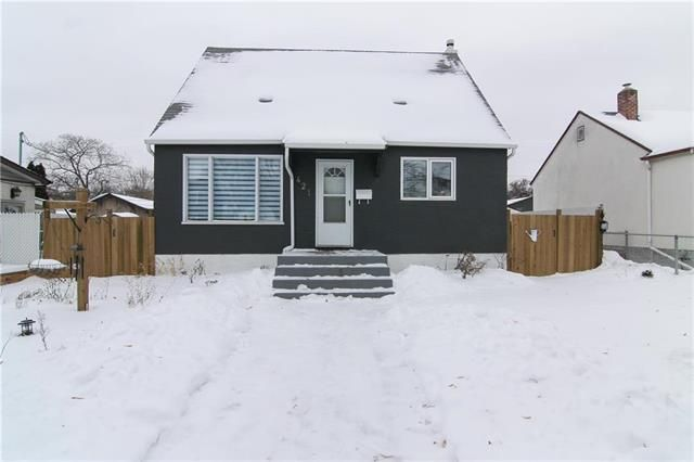 FEATURED LISTING: 421 Kildarroch Street Winnipeg
