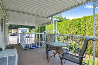 """Photo 16: 66 2270 196 Street in Langley: Brookswood Langley Manufactured Home for sale in """"Pineridge Park"""" : MLS®# R2459842"""