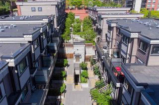 """Photo 31: 43 838 ROYAL Avenue in New Westminster: Downtown NW Townhouse for sale in """"Brickstone Walk 2"""" : MLS®# R2588785"""