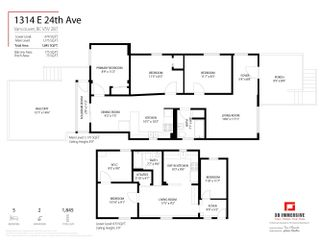 """Photo 24: 1314 E 24 Avenue in Vancouver: Knight House for sale in """"Cedar Cottage"""" (Vancouver East)  : MLS®# R2621033"""