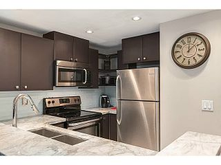 """Photo 4: 113 1111 LYNN VALLEY Road in North Vancouver: Lynn Valley Condo for sale in """"THE DAKOTA"""" : MLS®# V1052870"""