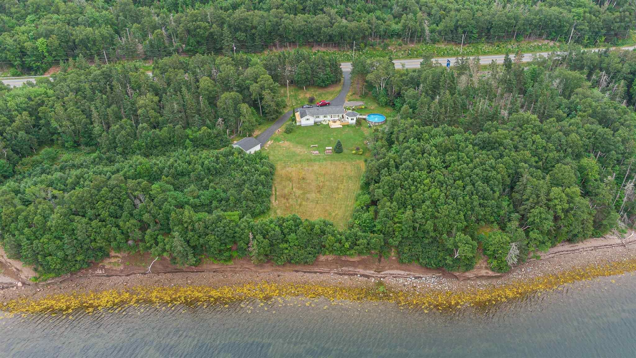 Photo 2: Photos: 3836 Highway 105 in South Haven: 209-Victoria County / Baddeck Residential for sale (Cape Breton)  : MLS®# 202120821