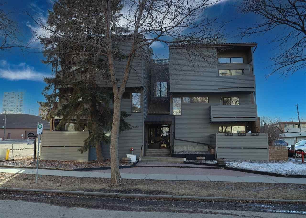 Main Photo: 4 10032 113 Street in Edmonton: Zone 12 Condo for sale : MLS®# E4222005