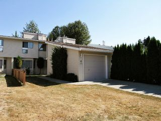 Photo 1: 4 3320 ULSTER ST in Port Coquitlam: Lincoln Park PQ Townhouse for sale : MLS®# V610116