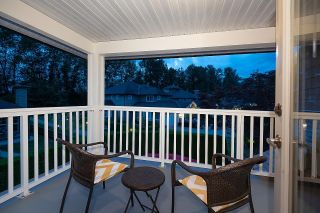 """Photo 18: 31 19452 FRASER Way in Pitt Meadows: South Meadows Townhouse for sale in """"SHORELINE"""" : MLS®# R2602857"""