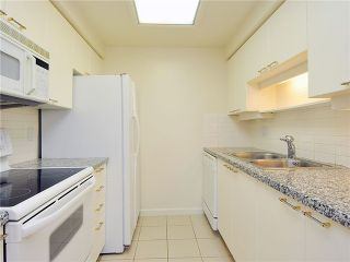 """Photo 6: 501 1318 HOMER Street in Vancouver: Downtown VW Condo for sale in """"GOVERNOR'S VILLA II"""" (Vancouver West)  : MLS®# V884643"""