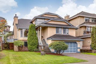 """Photo 1: 2634 HOMESTEADER Way in Port Coquitlam: Citadel PQ House for sale in """"CITADEL"""" : MLS®# R2344861"""