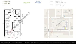 """Photo 2: 1920 938 SMITHE Street in Vancouver: Downtown VW Condo for sale in """"ELECTRIC AVENUE"""" (Vancouver West)  : MLS®# R2572517"""
