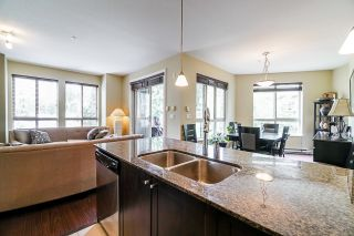 """Photo 2: 315 225 FRANCIS Way in New Westminster: Fraserview NW Condo for sale in """"THE WHITTAKER"""" : MLS®# R2617149"""