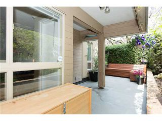 """Photo 19: 105 1260 W 10TH Avenue in Vancouver: Fairview VW Condo for sale in """"LABELLE COURT"""" (Vancouver West)  : MLS®# V1057148"""