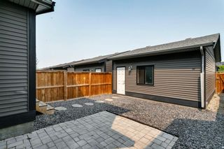 Photo 37: 134 Cooperswood Place SW: Airdrie Semi Detached for sale : MLS®# A1129880