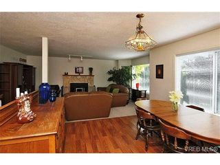 Photo 4: 1270 Lidgate Crt in VICTORIA: SW Strawberry Vale House for sale (Saanich West)  : MLS®# 643808