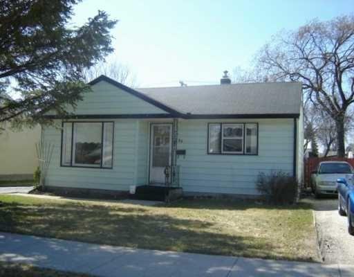 Main Photo: 754 PARKHILL Street in WINNIPEG: Westwood / Crestview Residential for sale (West Winnipeg)  : MLS®# 2504960