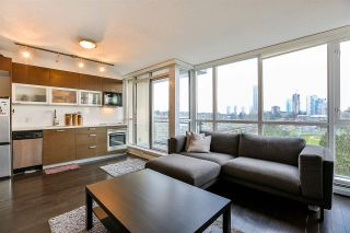 """Photo 5: 704 10777 UNIVERSITY Drive in Surrey: Whalley Condo for sale in """"CITY POINT TOWER 1"""" (North Surrey)  : MLS®# R2237495"""