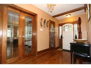 Photo 4: 82 Cordova Street in WINNIPEG: River Heights / Tuxedo / Linden Woods Residential for sale (South Winnipeg)  : MLS®# 1420748