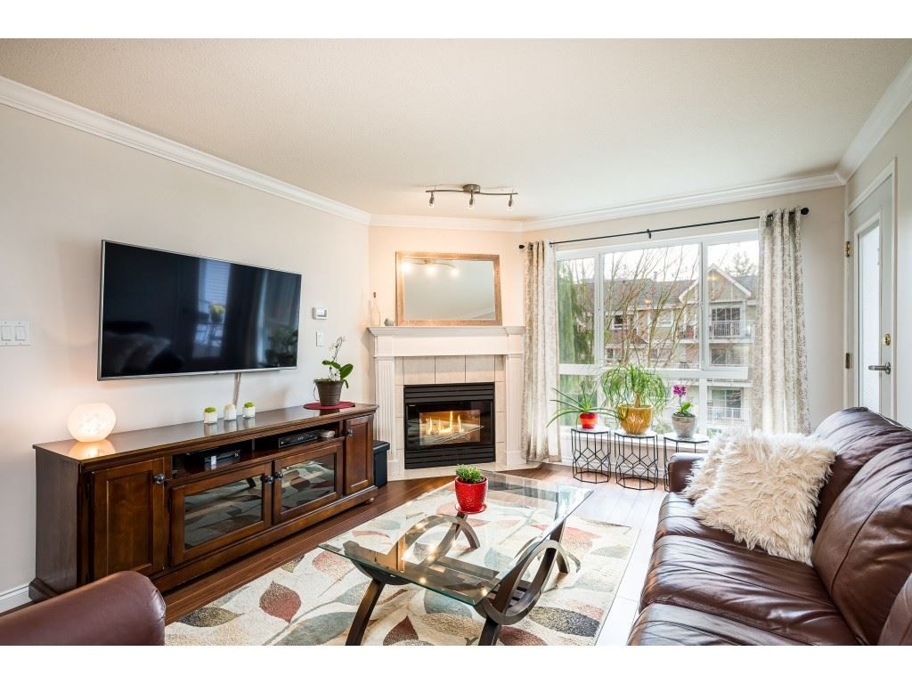 Welcome to #308 - 20200 54A Ave., Langley in sought-after Monterey Grande!
