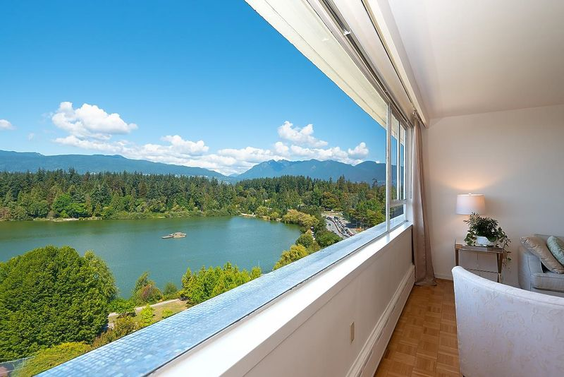 FEATURED LISTING: 801 - 710 CHILCO Street Vancouver