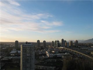 Photo 2: 3008 2133 DOUGLAS Road in Burnaby: Brentwood Park Condo for sale (Burnaby North)  : MLS®# V917464