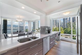 """Photo 12: 702 499 BROUGHTON Street in Vancouver: Coal Harbour Condo for sale in """"DENIA"""" (Vancouver West)  : MLS®# R2589873"""