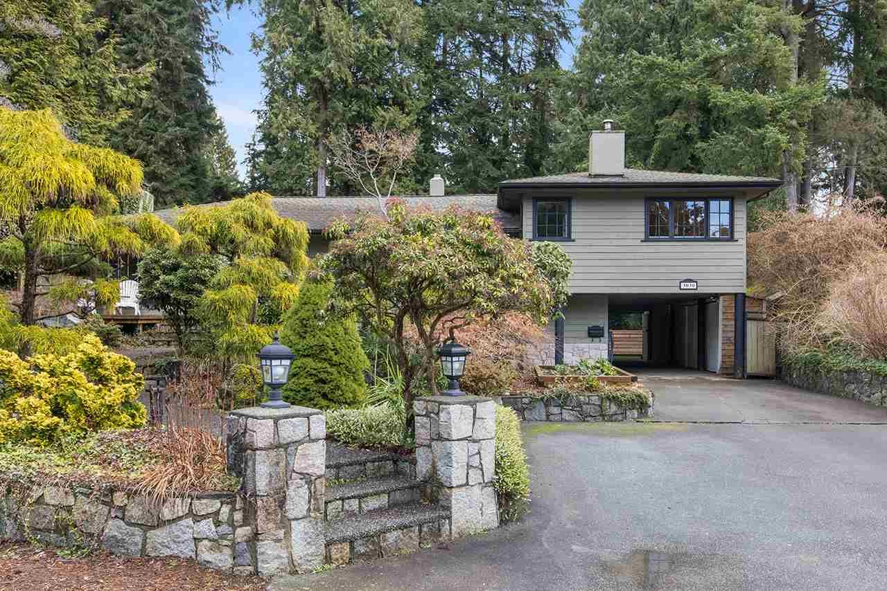 Main Photo: 3030 BROOKRIDGE Drive in North Vancouver: Edgemont House for sale : MLS®# R2545647