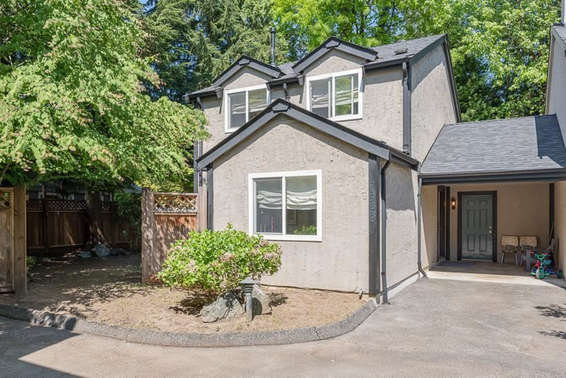 Main Photo: 11968 214 Street in Maple Ridge: West Central Townhouse for sale : MLS®# R2582329