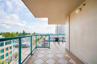 """Photo 19: 805 612 SIXTH Street in New Westminster: Uptown NW Condo for sale in """"THE WINDWARD"""" : MLS®# R2500900"""