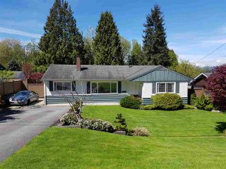 "Photo 1: 11301 LOUGHREN Drive in Surrey: Bolivar Heights House for sale in ""birdland"" (North Surrey)  : MLS®# R2165674"