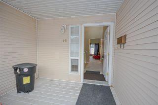 Photo 3: 16 6608 158 Avenue in Edmonton: Zone 28 Townhouse for sale : MLS®# E4232786