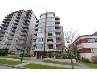 """Photo 1: 204 1272 COMOX Street in Vancouver: West End VW Condo for sale in """"CHATEAU COMOX"""" (Vancouver West)  : MLS®# V873319"""